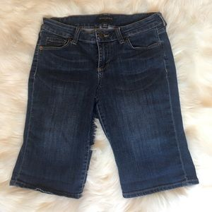 Banana Republic Bermuda jean shorts